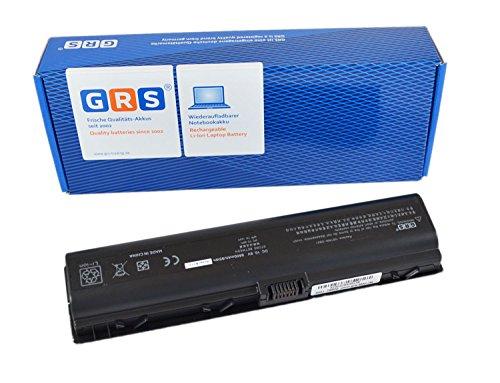 GRS Batería HSTNN-DB42 con 8800mAh HP Pavilion dv2000 dv6000 dv6700 Compaq Presario V3500 V6100 V6300 sustituye a: HSTNN-IB42 HHSTNN-LB31 HSTNN-Q21C HSTNN-OB42, HSTNN-Q33C