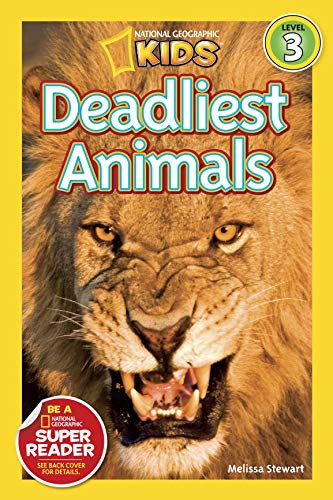 National Geographic Readers: Deadliest Animals (English Edition)