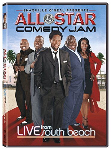 Shaquille O'Neal Presents: All Star Comedy Jam - Live From South Beach [DVD]