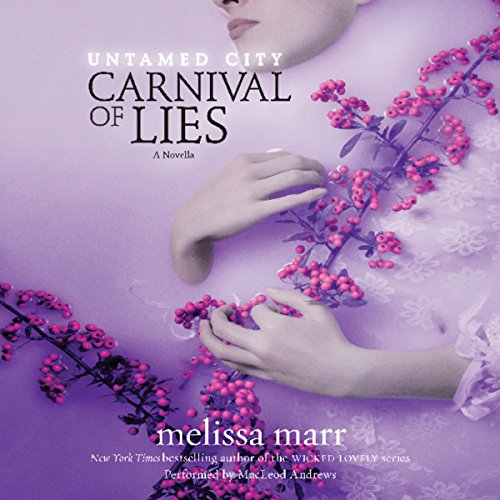 Untamed City: Carnival of Lies cover art