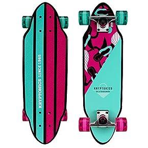 is kryptonics a good skateboard brand