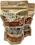 The Chocolate Butcher / Dark Chocolate 54% / Chopped for Snacking or Melting