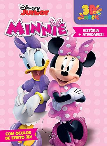 Disney - 3d Magic - Minnie