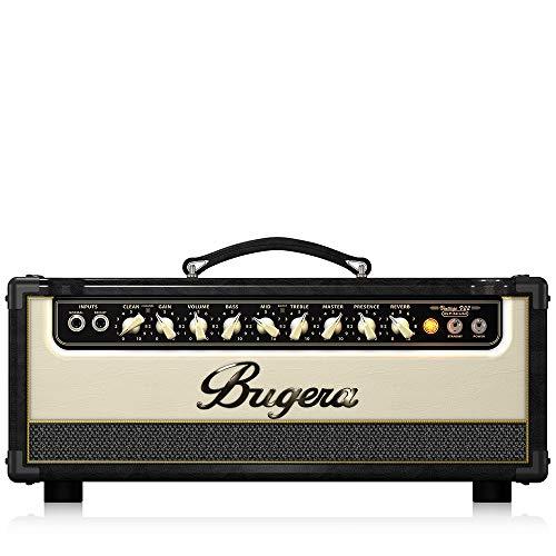 Bugera V22HD Infinium 22 W Guitar Head Amplifier