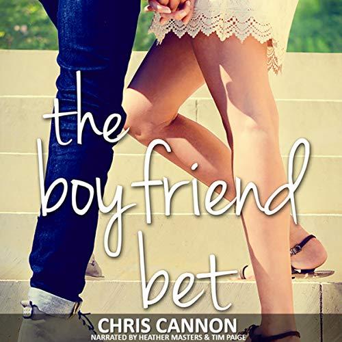 The Boyfriend Bet cover art