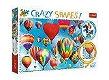 Trefl 11112 Crazy Edition Puzzels, farbig -