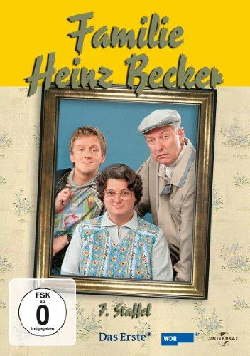 Familie Heinz Becker - Die komplette 7. Staffel (2 DVDs)