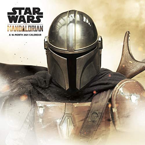 2021 Star Wars Mandalorian Wall Calendar