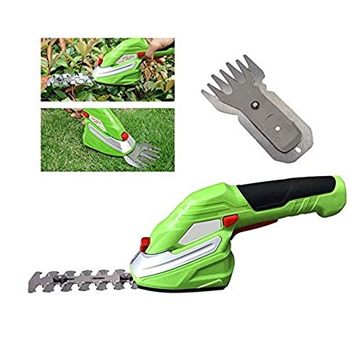 Best Bargain JNWEIYU with Removable Handle Electric Grass Cutter, Multifunction Handheld Trimmer Cut...