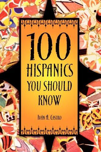 100 Hispanics You Should Know (English Edition)