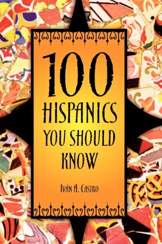 100 Hispanics You Should Know (English Edition)