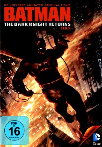 Batman: The Dark Knight Returns, Teil 2