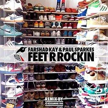 Feet R Rockin