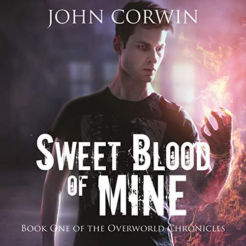 Sweet Blood of Mine audiobook cover art