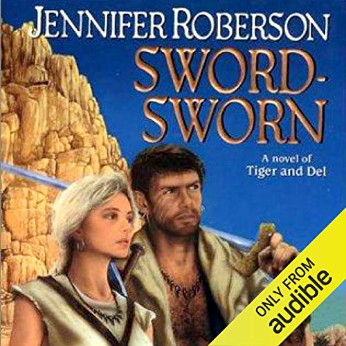 Sword-Sworn audiobook cover art