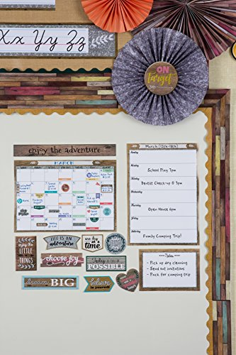 Teacher Created Resources Home Sweet Classroom Positive Sayings Clingy Thingies Accents (TCR77875) Photo #3