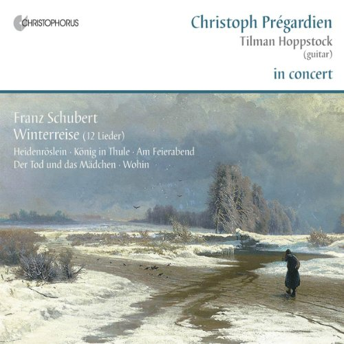 Schubert: Lieder mit Gitarre