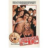 ZNNHEROVintage Film Film American Pie Poster Drucken