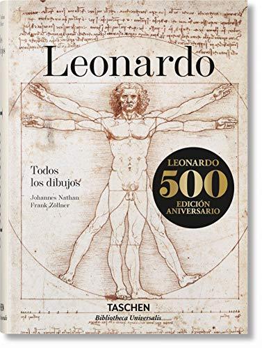 Leonardo da Vinci. Todos los dibujos