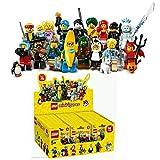 LEGO Serie Completa 16 FIGURE Personaggi Serie 16 Mini Figures 71013