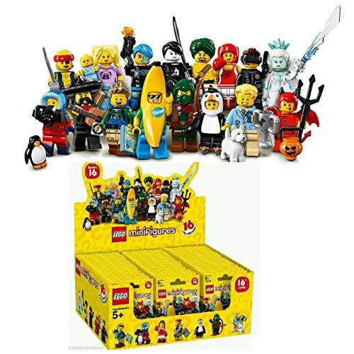 LEGO® Minifiguren Serie 16 - 71013 - Set alle 16 Figuren komplett