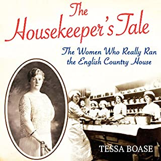 The Housekeeper's Tale audiobook cover art