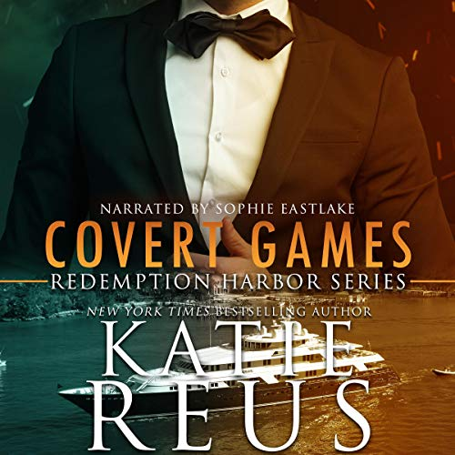 Covert Games Audiobook By Katie Reus cover art