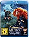 Bluray Kinder Charts Platz 88: Merida - Legende der Highlands [Blu-ray]