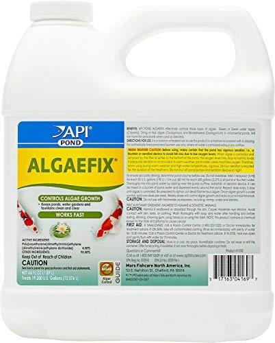 API Pond AlgaeFix, 64 Ounce, 3 Pack