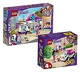 Collectix Heartlake City 41391 Set Lego – Friends Salon de coiffure de la marque Heartlake City 41439