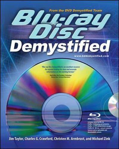 Blu-ray Demystified, w. Blu-ray