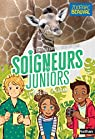 Soigneurs juniors, tome 3 : Les bébés de la savane  par Chatel