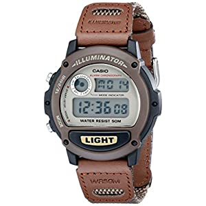 Casio watches Casio Men's W89HB-5AV Illuminator Sport Watch