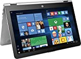 Top Performance HP x360 15.6' 2-in-1 FHD IPS 1080p Touchscreen Laptop | Intel Core i5-7200U | 12GB DDR4 RAM | 1TB HDD | Backlit Keyboard | Bluetooth | HDMI | B&O Play | Windows 10-Silver