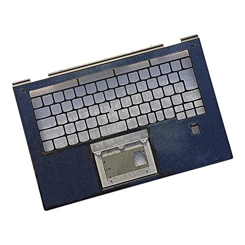fqparts Carcasa Superior para Computadora Portátil C Shell para Lenovo ThinkPad X1 Yoga 1st Gen 2nd Gen 3rd Gen 4th Gen Color Negro