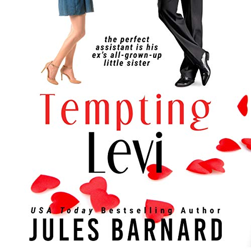 Tempting Levi cover art