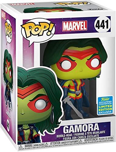 Edición limitada (SDCC 2019) – Figura Pop Vinyl – Gamora – Marvel (Nº 441)