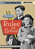 Rules for School [DVD] [Import]