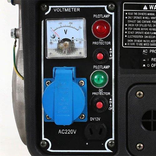 Eberth 750 W Stromerzeuger im Test - 3