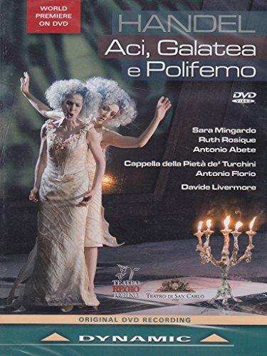 Händel, Georg Friedrich - Aci, Galatea e Polifemo