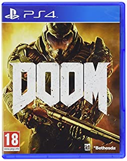 Doom (PS4) (B00ZF3255A) | Amazon price tracker / tracking, Amazon price history charts, Amazon price watches, Amazon price drop alerts