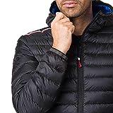 Zoom IMG-1 rossignol verglas giacca uomo nero