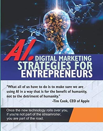 AI: Digital Marketing Strategies For Entrepreneurs (English
