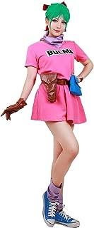 bulma pink dress