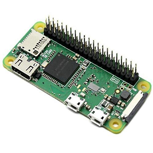 Kamenda für Raspberry Pi Zero WH mit VorgellTeten 40 PIN GPIO Headern mit WiFi und in Einer Demo Broad 1GHz-CPU