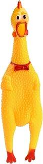 UEETEK Shrilling Huhn Spielzeug,Glabrious Drücken Schreiend
