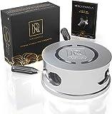 M. ROSENFELD Premium Narghilè Smokebox HOOKARTIS - Attacco per narghilè con base unica a...