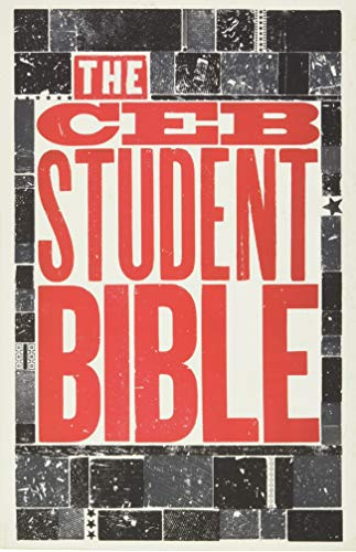 Compare Textbook Prices for The CEB Student Bible Illustrated Edition ISBN 9781609261795 by Common English Bible,Corrie, Elizabeth W