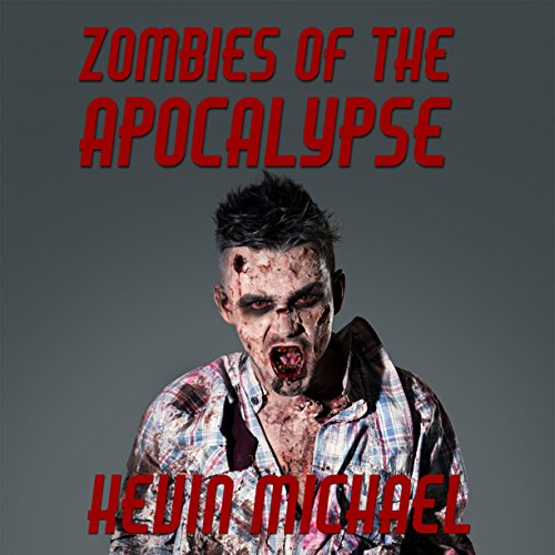 Zombies of the Apocalypse cover art