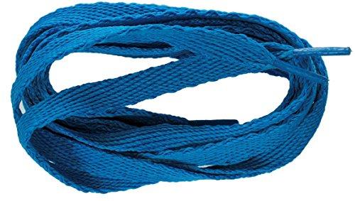 Tz de Marca Plano 10mm Azul Eléctrico Cordones Varias Longitudes - Azul...
